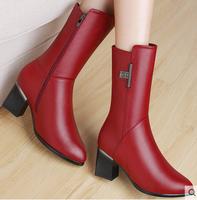 莫蕾蔻蕾/冬季女靴