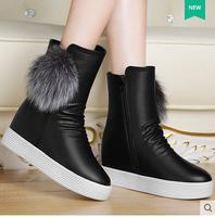 莫蕾蔻蕾/冬季平底靴